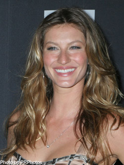 gisele bundchen long hairstyle