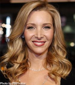 lisa kudrow long hairstyle