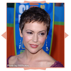 Prom short hair length tip once a short prom hairstyle Formal event hairstyle