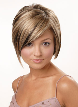 lowlight hairstyles. Highlights, lowlights, and