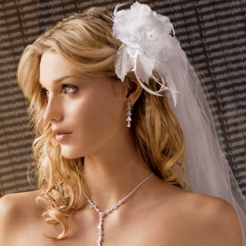 long wedding hairstyle If you like the look of your hair down but don 39t