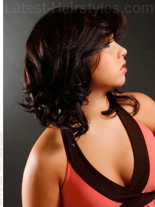 9 Sizzling Shoulder Length Hairstyles And Haircuts