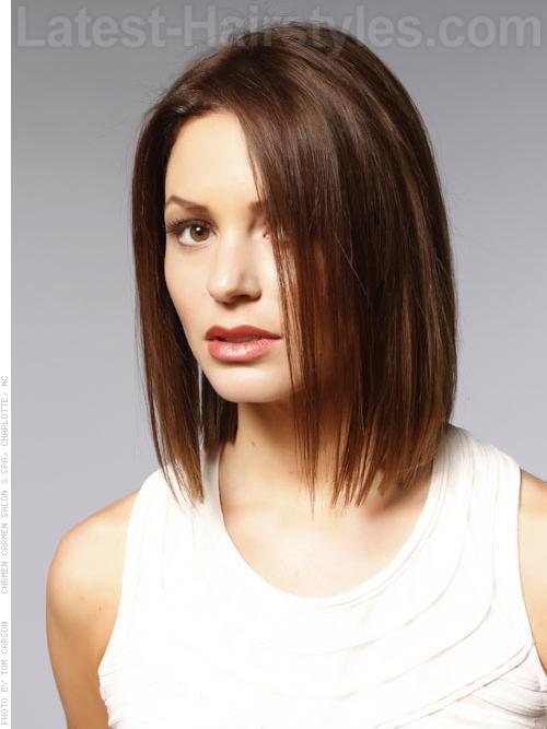 10 Medium Length Bob Hairstyles You Must Try - Tresses That Impress!