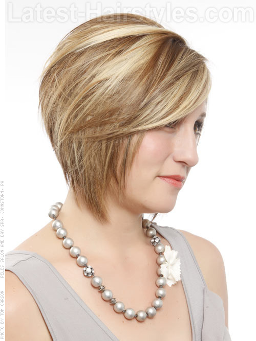 Short Chin-Length Bob Hairstyles