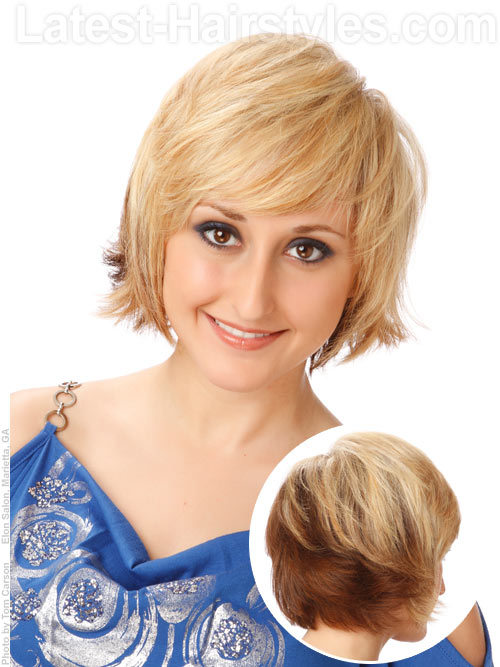 Short Layered Haircuts 2012 3 Best Hairstyles s