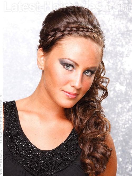 Half Updos - Elegant & Beautiful Half Updo Hairstyles