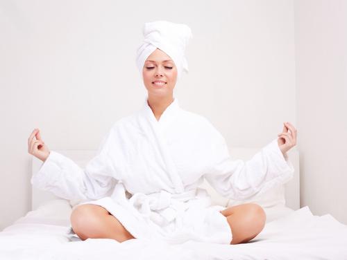 pre-wedding hair treatment