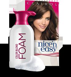 Foam Hair Color