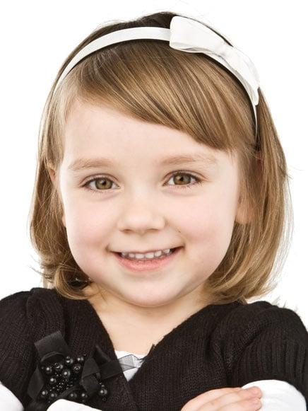 A Cute Bob Haircut For Little Girls: Bob Hairstyles For Kids