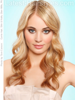 10 cute easy hairstyles for long hair