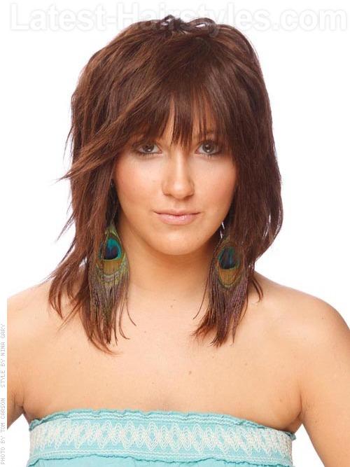 Hair Ideas, Shoulder Length Hairstyles, Hair Styles, Medium Length ...