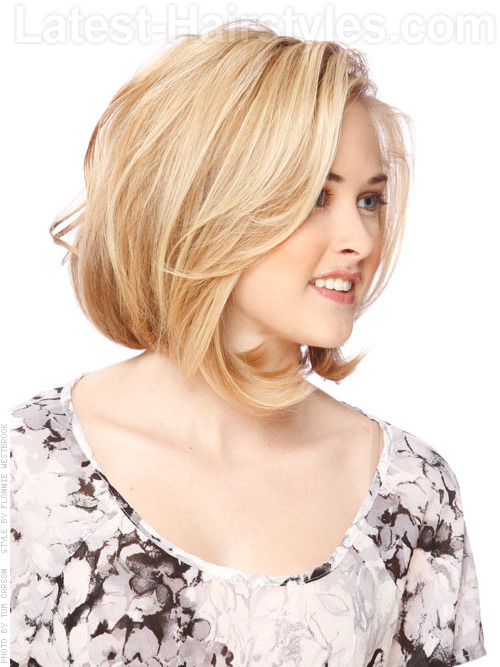 medium length hairstyles for thin hair 2