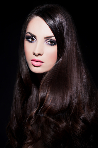 20 Chocolate Brown Hair Color Ideas You'll Really Love