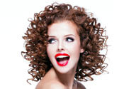 How to Add Shine to Curly Hair