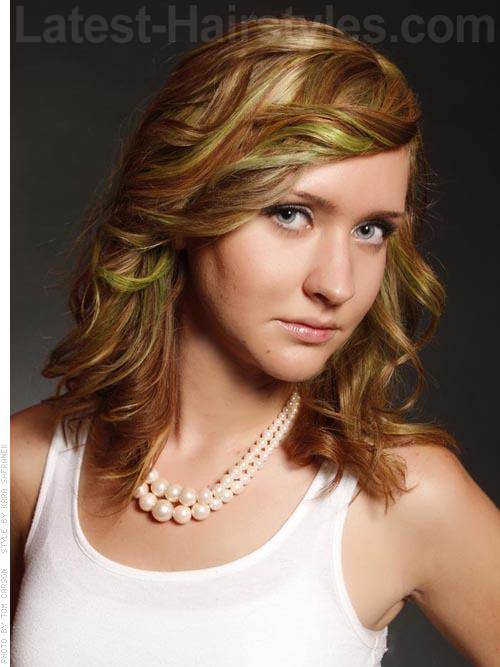 Ginger Twist Loreal Hair Color Newhairstylesformen2014 Com
