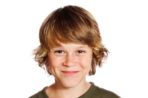 medium length boy