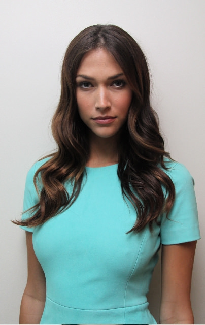 New York Fashion Week hair