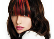 ways to cut and style bangs