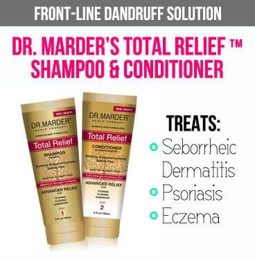 Dr. Marder's Total Relief Shampoo and Conditioner