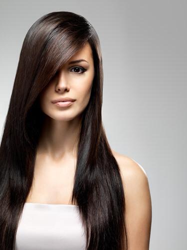 33 Flattering Dark Hair Colors for Every Skin Tone in 2020