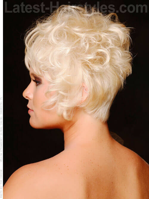 Short Blonde Hair Ideas 20 Fun Amp Spunky Short Blonde