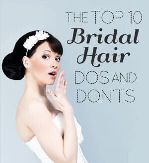 Top 10 beauty bridal dos and donts foto