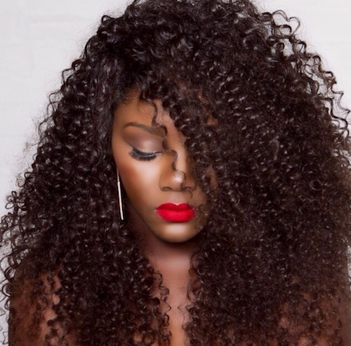 Peruvian Curly Type Of Weave