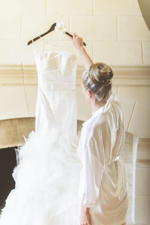 Fall Wedding Hair Ideas - Sophisticated Updo