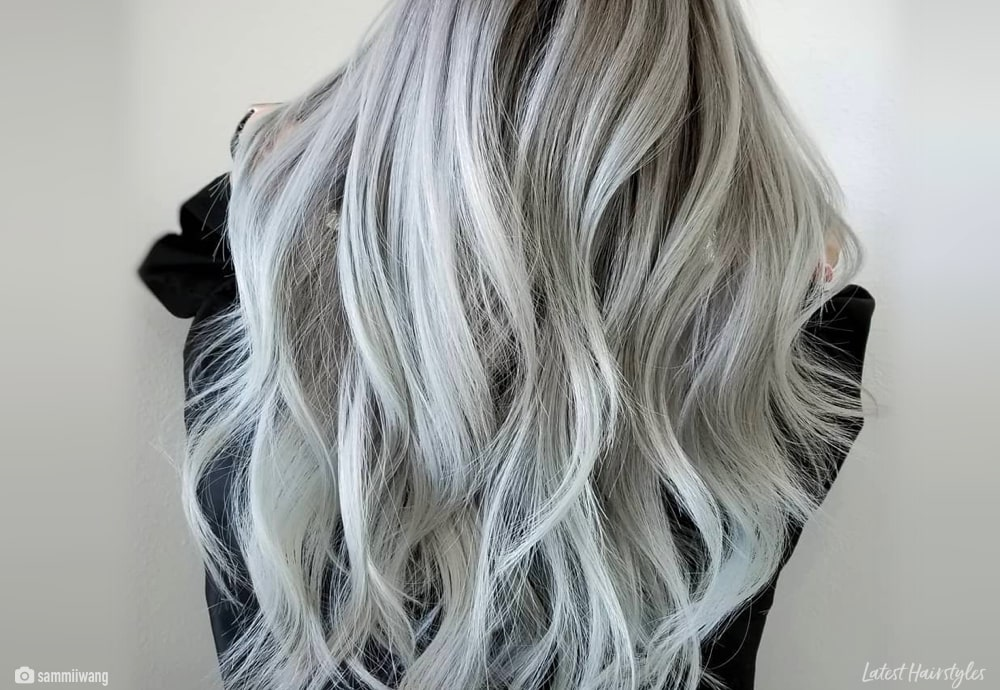 15 Best Ash Blonde Hair Colors Of 2019 Ombre Highlights
