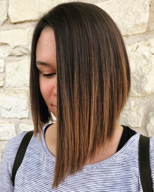 20 Cute Inverted Bob Haircuts Trending in 2020
