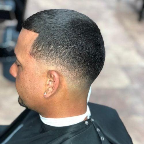 Bald law fade