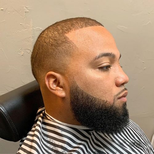 Balding Buzz Cut