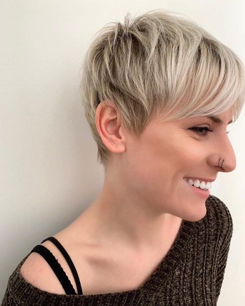 40 Cute Short Pixie Cuts for 2020 , Easy Short Pixie Hairstyles