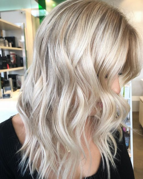 33 Best Platinum Blonde Hair Colors For 2019