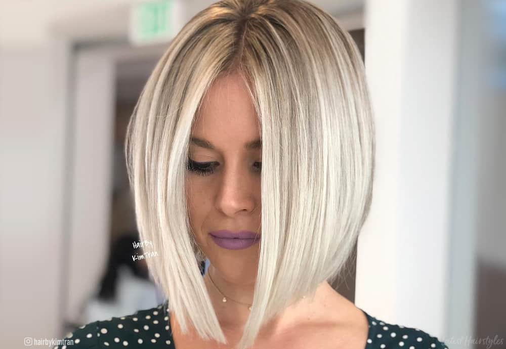 21 Best Blonde Bob Hair Color For Your Next Cut And Color