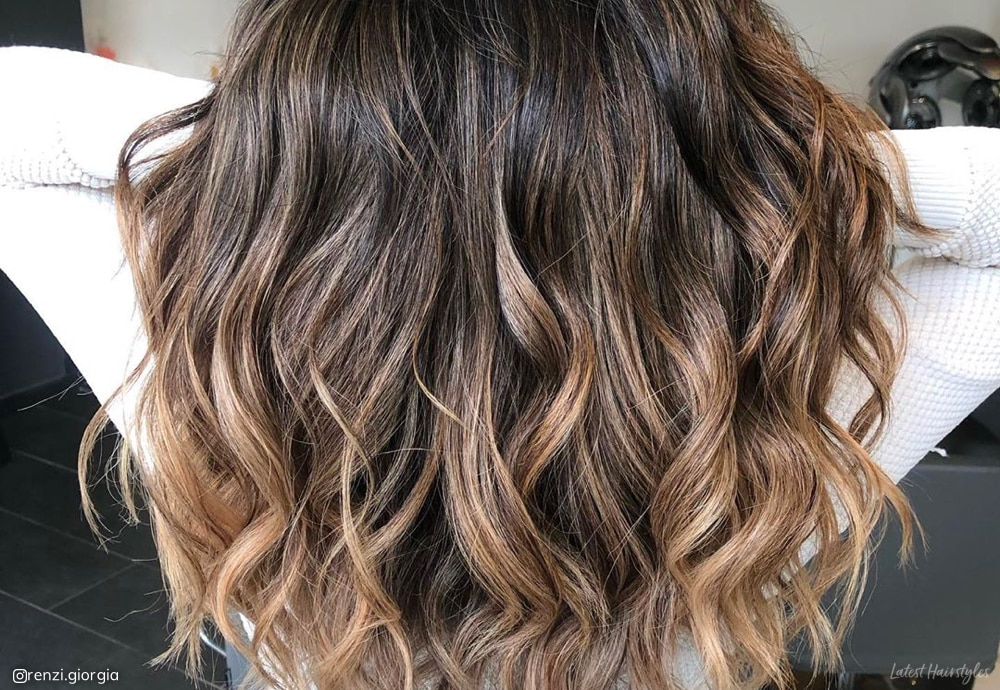 15 Perfect Examples of Lowlights for Brown Hair (2020 Looks)
