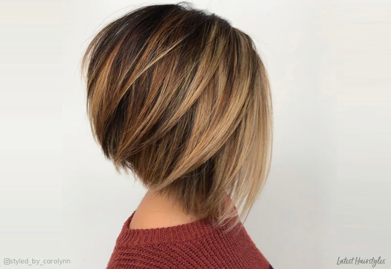 19 Best Short Hair with Highlights to Show Your Colorist in 2020