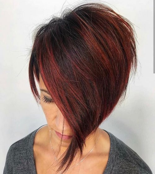 21 Daring Short Red Hair Color Ideas For 2019
