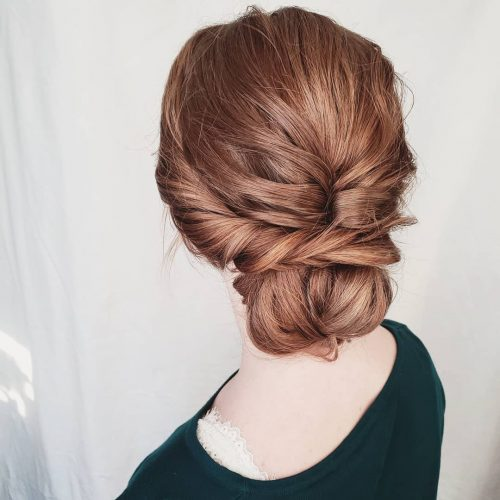 Boho Hairstyle for Short Hair