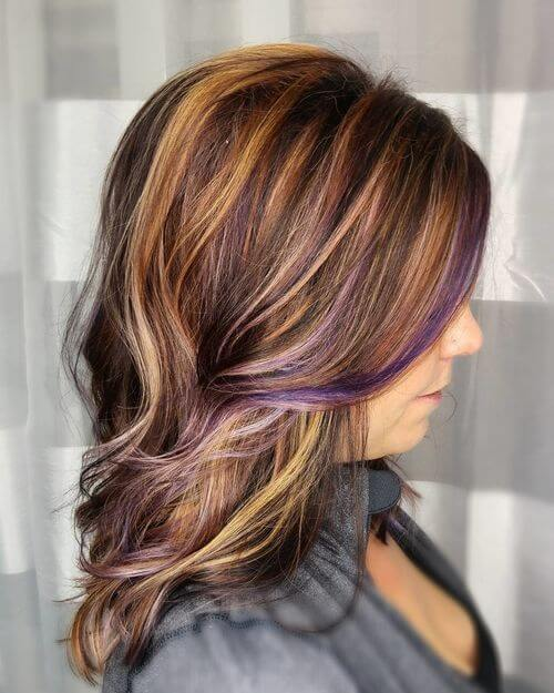 26 Incredible Purple Hair Color Ideas Trending In 2019