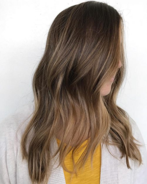 36 Perfect Hairstyles for Long Thin Hair (Trending for 2019!)