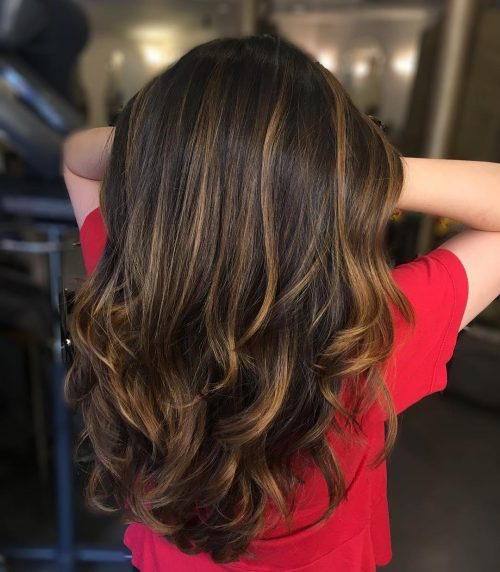 25 Prettiest Hair Highlights for Brown, Red & Blonde Hair