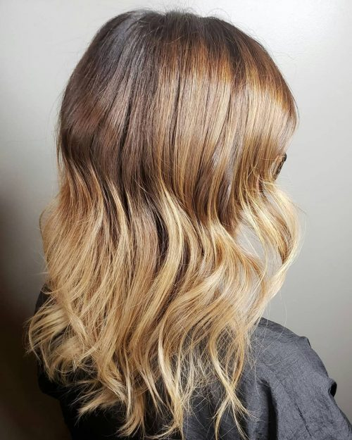 22 Perfect Examples of Honey Blonde Hair Colors in 2019
