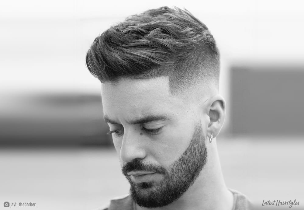 14 Fresh Crew Cut Haircuts for Men [Updated for 2020]
