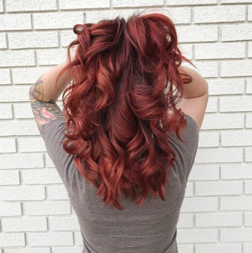 Copper pilus is a wide term for so many variations of pilus color 47 Copper Hair Color Shades for Every Skin Tone