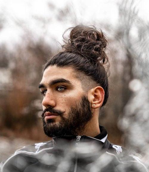 34 Best Men S Hairstyles For Curly Hair Trending In 2019
