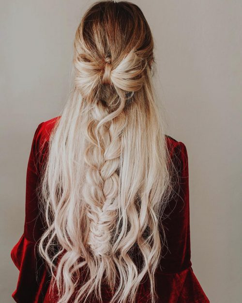 23 Gorgeous Formal Half Updos You Ll Fall In Love With