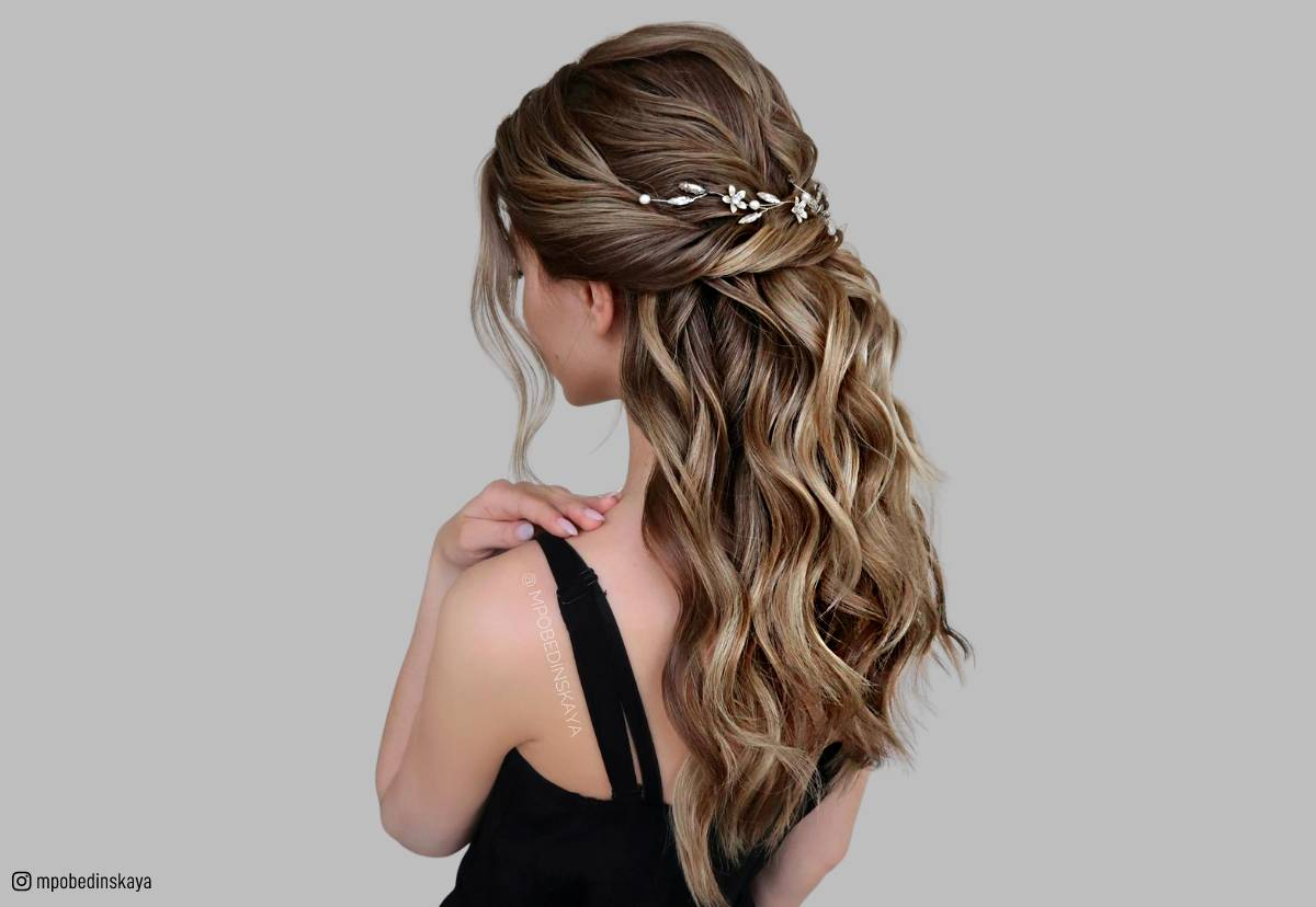 23 Cute Prom Hairstyles For 2019 Updos Braids Half Ups