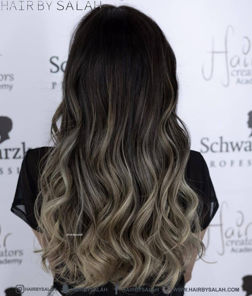 15 Best Ash Blonde Hair Colors Of 2020 Ombre Highlights