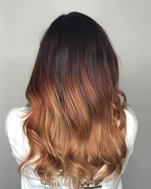 37 Hottest Ombré Hair Color Ideas of 2019